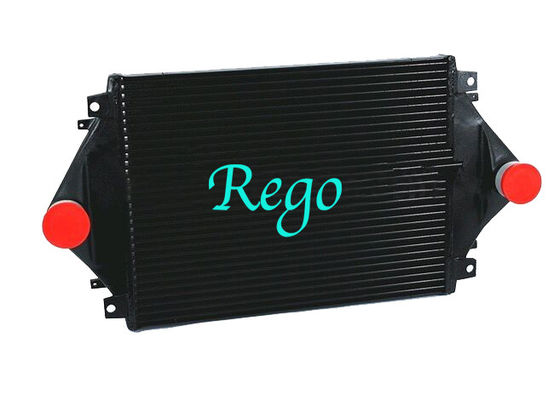 China Volvo-WG Intercooler van de Warmtewisselaarvrachtwagen Kern 870mm X 650mm X 58mm fabriek